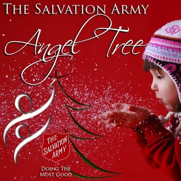 Salvation Army Annual 2012 Angel Tree Toy Drive