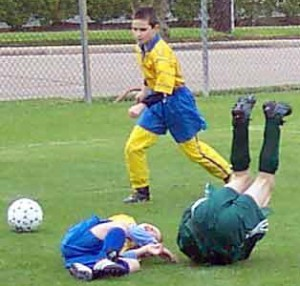 Common Sports Injuries in Children