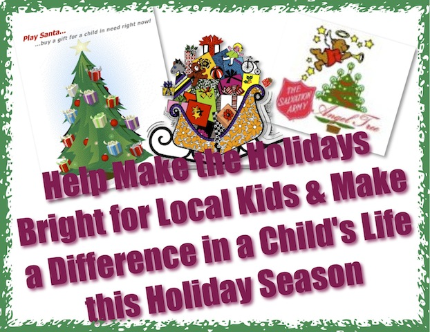 Annual Angel Tree Toy Drive