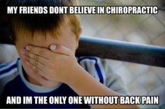 What Us Spine Doctors Tell Our Family and Friends